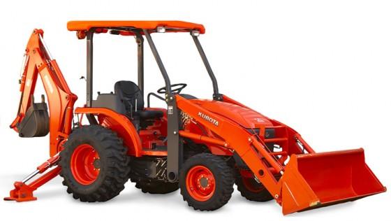 Image de Tracteur Kubota B26