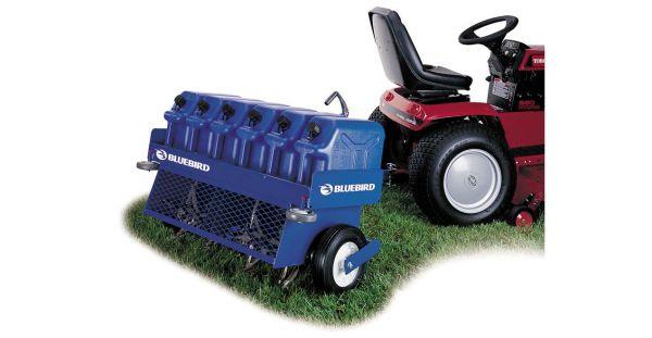 Image de Aérateur pour tracteur