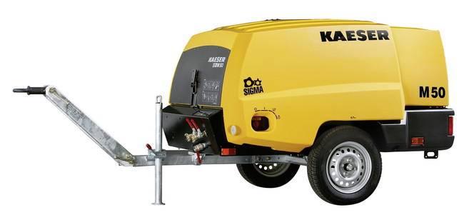 Image de Compresseur de chantier keaser m50