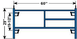 Image de Échafaud extérieur demi-hauteur